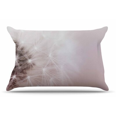 Dandelion Dreams Floral Pillow Case