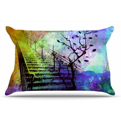 AlyZen Moonshadow Stairway Tree Pillow Case