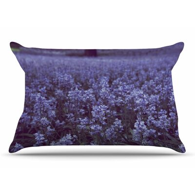 Ann Barnes Bell Forest Flowers Pillow Case
