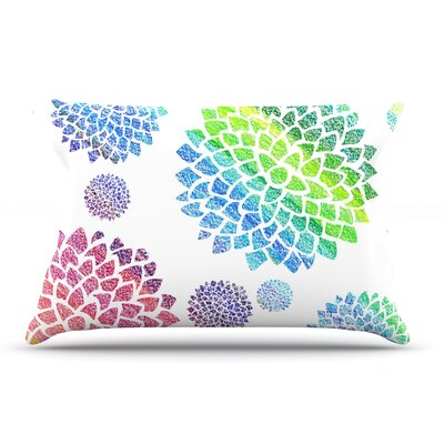 Catherine Holcombe Feel The Rainbow Rainbow Pillow Case