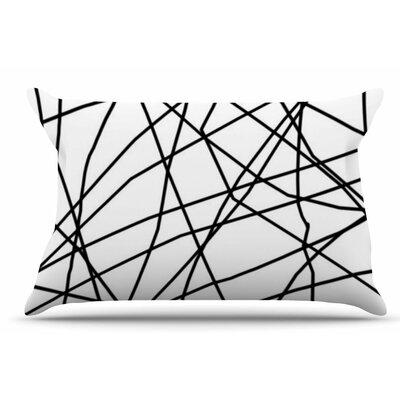 Trebam Paucina V3 Pillow Case Color: White