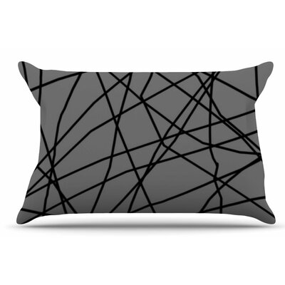Trebam Paucina V3 Pillow Case Color: Gray