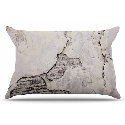 Sylvia Cook Crumbling Wall Pillow Case