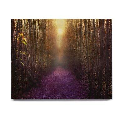 'Nostalgia' Photographic Print on Wood EAOU7130 38970795