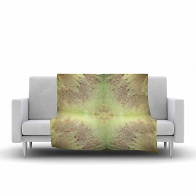 Ginkelmier Ginkelmier Abstract Fleece Throw Size: 60 W x 80 L