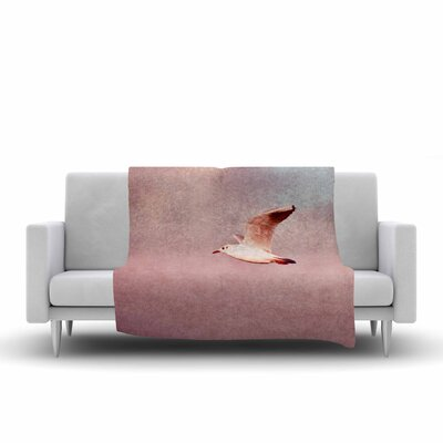 Iris Lehnhardt into the Photography Fleece Throw Size: 60 W x 80 L