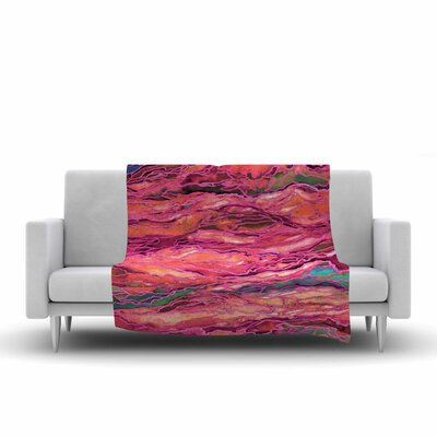 Ebi Emporium Marble Idea!, Miami Heat Fleece Throw Size: 60 W x 80 L