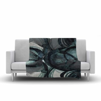 Ebi Emporium Final Eclipse 1. Painting Fleece Throw Size: 50 W x 60 L