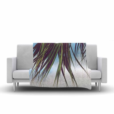 Ann Barnes Cabana Life, No. 2 Photography Fleece Throw Size: 60 W x 80 L