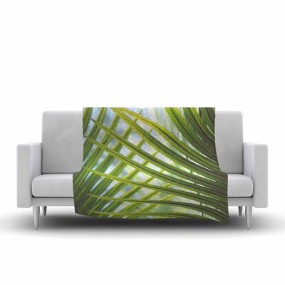 Ann Barnes Cabana Life, No. 1 Photography Fleece Throw Size: 60 W x 80 L