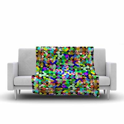 Trebam Zumbati Digital Fleece Throw Size: 60 W x 80 L