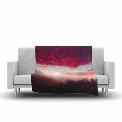 Viviana Gonzalez Vibes 28 Photography Fleece Throw Size: 50 W x 60 L