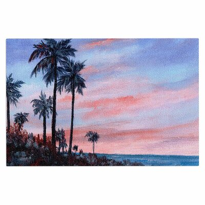 Rosie Florida Sunset Doormat