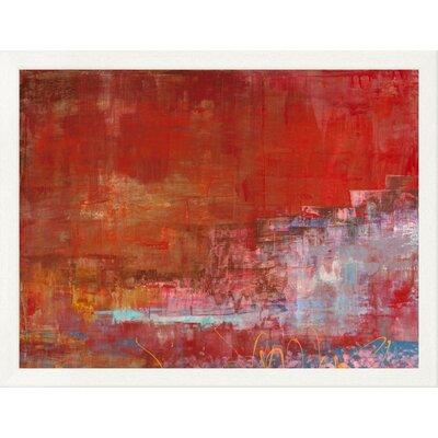 'Mare Di luce' Framed Oil Painting Print EASN9010 39526571