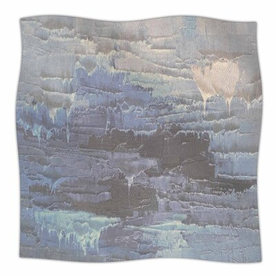 Carol Schiff Four Seasons Winter Painting Fleece Throw Size: 50