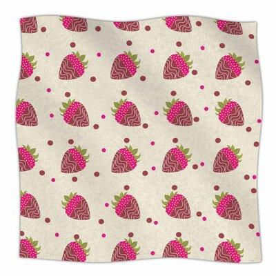 Afe Images Pattern Digital Fleece Throw Size: 60 W x 80 L