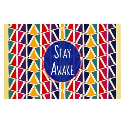 Famenxt Stay Awake Doormat