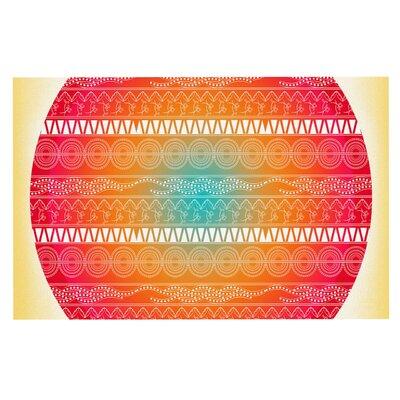 Famenxt Romantic Abstract Doormat