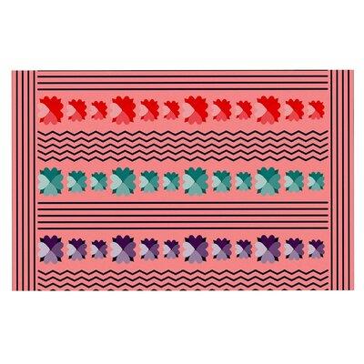 Famenxt Romantic Love Abstract Doormat