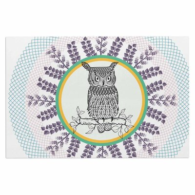 Famenxt Owl Doormat