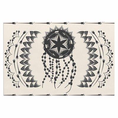 Famenxt Bohemian Dream Catcher Boho Doormat