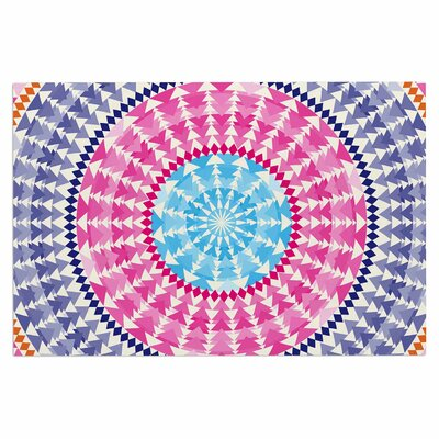 Famenxt Mandala Illustration Doormat