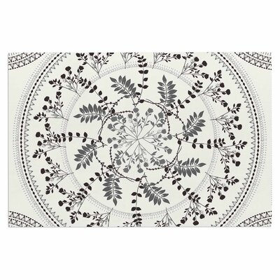 Famenxt Magical Vibes Boho Madellion Doormat