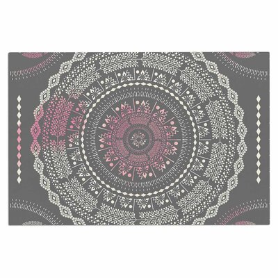 Famenxt Culture Cut Boho Mandala Ilustration Doormat