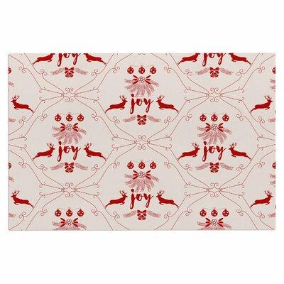 Famenxt Christmas Joy Digital Doormat