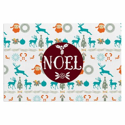 Famenxt Noel Digital Doormat