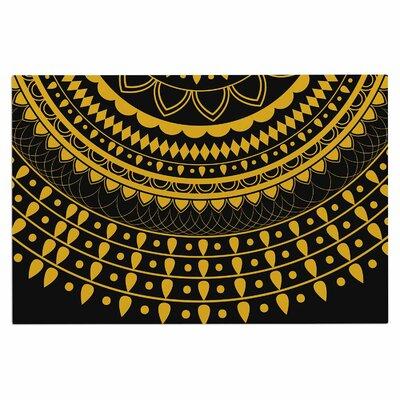 Famenxt Vibes Mandala Digital Doormat