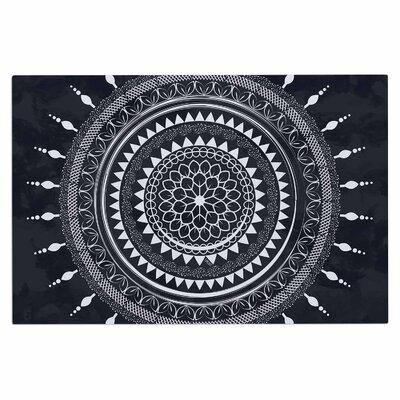 Famenxt Boho Aegean Mandala Doormat