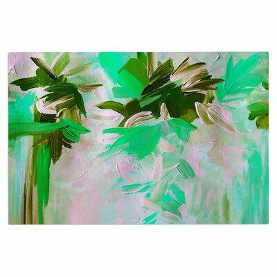 Ebi Emporium Deconstructing the Garden 3 Doormat Color: Olive/Green