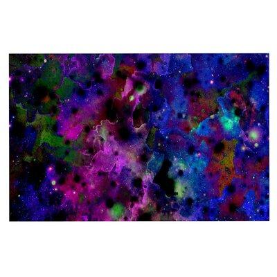 Ebi Emporium Color Me Floral Celestial Doormat