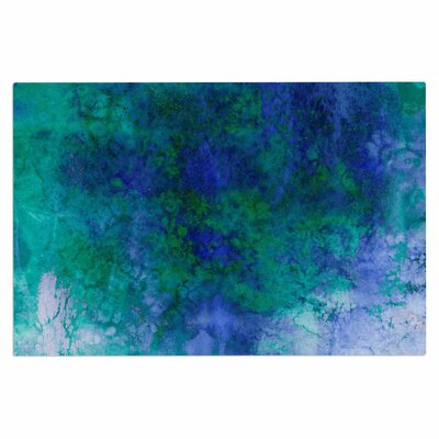 Ebi Emporium Epoch 2 Doormat Color: Blue/Teal