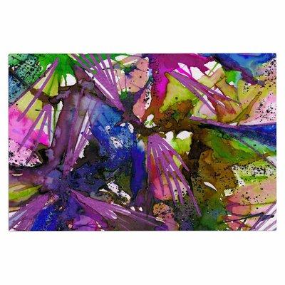 Ebi Emporium Birds of Prey Tropical II Painting Doormat