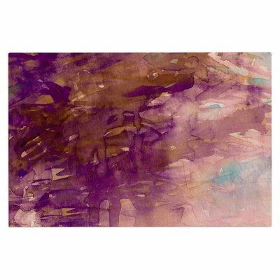 Ebi Emporium Carnival Dreams 4 Doormat Color: Purple/Brown
