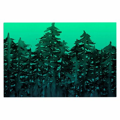 Ebi Emporium Forest Through the Trees 9 Doormat