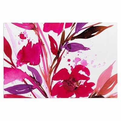 Ebi Emporium Pocket Full of Posies 11 Nature Doormat