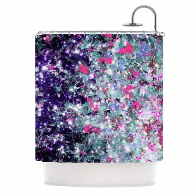 Ebi Emporium in Perpetuity Purple Shower Curtain