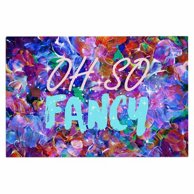 Ebi Emporium Oh So Fancy Doormat