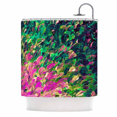 Ebi Emporium Follow the Current 4 Shower Curtain