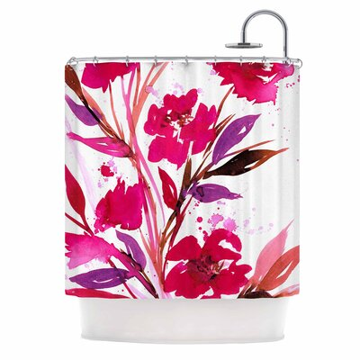 Ebi Emporium Pocket Full of Posies 11 Shower Curtain