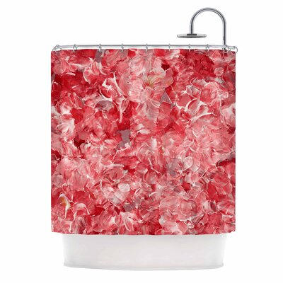 Ebi EmporiumBloom On! Abstract Shower Curtain