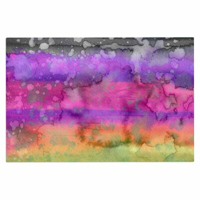 Ebi Emporium California Surf 6 Doormat Color: Pink/Purple