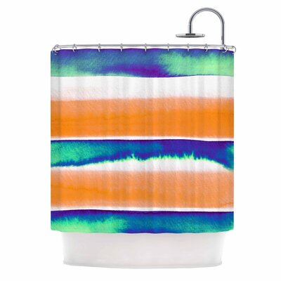 Ebi Emporium Summer Vibes 4 Shower Curtain