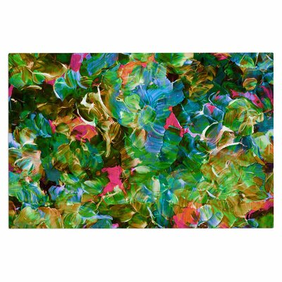 Ebi Emporium Bloom on! Tropical Doormat