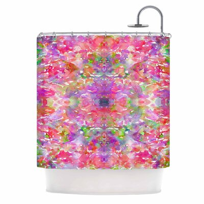Ebi Emporium Jewel in the Crown Shower Curtain