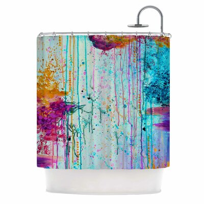 Ebi Emporium Happy Tears 3 Shower Curtain