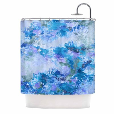 Ebi Emporium When We Were Mermaids 15 Shower Curtain
